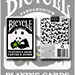 Bicycle Panda Deck by US Playing Card Co.