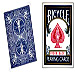 Bicycle Playing Cards Poker (Blue) - Ancien Etui pour Magiciens