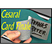 Cesaral Card Finale ( 2 Deck Red & Blue) by Cesar Alonso (Cesaral Magic) - Tour