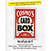Cosmo's Card Box - Tour