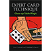 Expert Card Technique by Jean Hugard and Frederick Braue - Livre