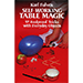 Self Working Table Magic by Karl Fulves - Livre