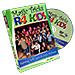 Magic Tricks R 4 Kids - Volume 3 by Will Roya and Joan DuKore - DVD