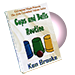 Cups and Balls Routine by Ken Brooke and Wild Colombini - DVD