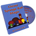 Clever Sponge Ball Magic by Duane Laflin - DVD