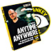 Anytime Anywhere by Jay Sankey - DVD