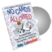 No Cards Allowed by Wild-Colombini Magic - DVD
