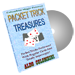 Packet Trick Treasures by Wild- Colombini Magic - DVD