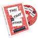 This, That, and The Other (Cards and DVD) by Stephen Tucker and Martin Breese - DVD