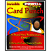 Invisible Card Punch by Dave Powell - Trick
