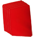 "Close Up Pad 6 Pack LARGE (Red 12.75"" x 17"") by Goshman - Trick"
