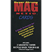 Magnetic Cards (2 pack/Red & Blue) by Chazpro Magic. - Trick