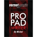 Pro Pad Writer (Mag. BUG Left Hand) by Vernet - Tour
