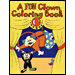 3 Way Coloring Book - Clown - Tour