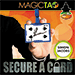 Secure A Card (Blue) by Simon Jacobs and MagicTao - Tour