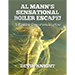 Al Mann's Sensational Boiler Escape by Devin Knight & Al Mann - Livre