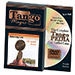 Balancing Coin (50 cents Euro w/DVD) by Tango - Trick(E0048)