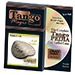Bended Coin (Half Dollar w/DVD)(D0098) by Tango - Trick