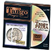 Bite Coin - (US Quarter w/DVD - Traditional With Extra Piece)(D0047)by Tango - Trick