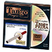 Cigarette Through (2 Euros, One Sided w/DVD)E0012 by Tango - Trick