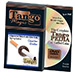 Cigarette Thru Quarter (One Sided w/DVD)D0013 by Tango Magic - Trick