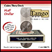 Coins Thru Deck Half Dollar by Tango - Trick (D0079)