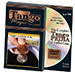 Copper Silver Coin (Half Dollar/English Penny w/DVD) (D0060) by Tango - Trick