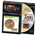 Double Sided Coin (50 cent Euro w/DVD) (E0025) by Tango - Trick