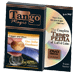 Eisenhower Copper and Silver (w/DVD) (D0144) by Tango - Tricks
