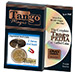 Expanded Shell Coin - (2 Euro, Steel Back w/DVD) by Tango Magic - Trick (E0065)