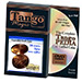 Expanded Shell Coin 50 Cent Euro (Two Sides w/DVD) by Tango - Trick (E0004)