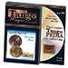 Expanded Shell Coin (20 Cent Euro w/DVD) by Tango Magic - Trick (E0006)
