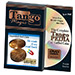 Expanded Shell Coin (50 Cent Euro, Steel Back w/DVD) by Tango Magic - Trick (E0005)