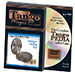 Expanded Shell Coin - Morgan Dollar (Tail w/DVD) (D0099) by Tango - Trick