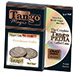 Flipper coin Pro Gravity Eisenhower dollar (w/DVD)(D0088) by Tango - Trick (D0088)