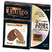 Flipper coin Pro Flip English Penny (w/DVD)(D0102) by Tango - Trick (D0106)