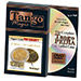 Flipper Coin Pro Gravity 2 Euro/50 cent (w/DVD)by Tango -Trick (E0078)