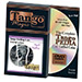 Folding Coin Half Dollar (Internal System w/DVD)D0022 - Tango