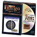 Folding Coin - 2  Euros (Traditional w/DVD) by Tango Magic - Trick (E0064)