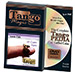 Karate Coin 50 Cents Euro (w/DVD) by Tango Magic - Trick (E0060)