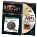 Magnetic Coin Walking Liberty (w/DVD) (D0136) by Tango - Tricks