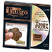 Pull Coin (D0053) (Quarter w/DVD) by Tango - Trick