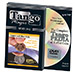 Tango Silver Line Copper and Silver Walking Liberty/English Penny (w/DVD) (D0120) by Tango - Tour