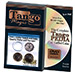 Euro-Dollar Scotch And Soda (ED000) (Quarter Dollar and 1 Euro w/DVD) by Tango-Trick