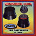 Coin Vanishing Pedestal by Uday - Tour
