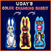 Color Changing Rabbits by Uday - Tour