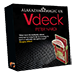 V Deck Red (with DVD and Gimmick) by Peter Nardi - Tour