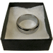 Wizard PK Ring G2 (CURVED, Silver, 23mm, Large) by World Magic Shop - Trick
