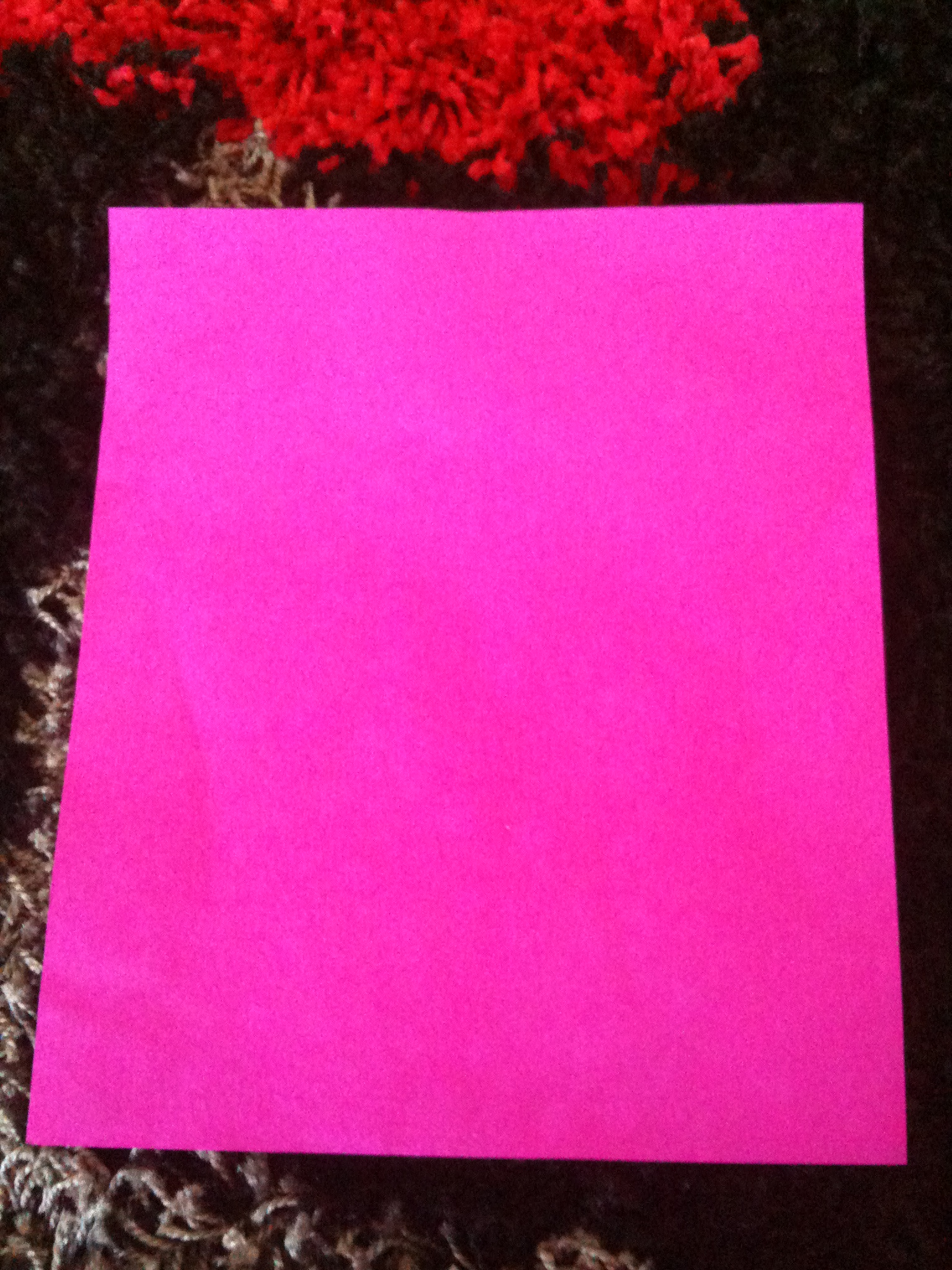 Papier Flash Premium Rose Fushia de 25 x 20 cm